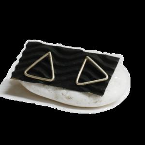 Σκουλαρίκια Silver Triangles 1 300x300 - valora image