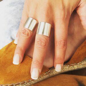 Ασημένιο δαχτυλίδι 925