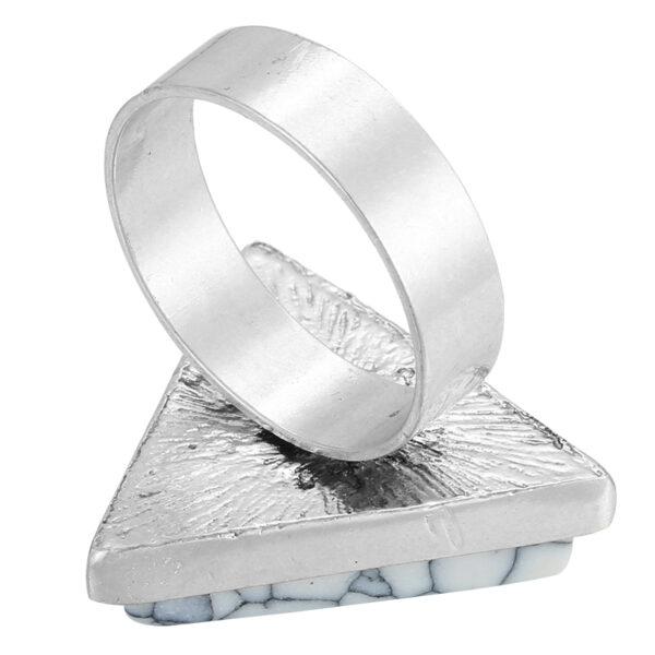 Δαχτυλίδι με μάρμαρο valora