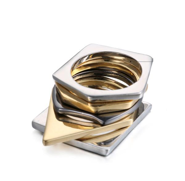 multilayer δαχτυλίδι